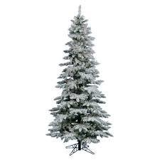 Vickerman Flocked Christmas Tree by Interior Design Flocked Christmas Trees Decorations Flocked