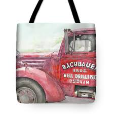Old Mack Truck Tote Bag For Sale By Nigel Wynter