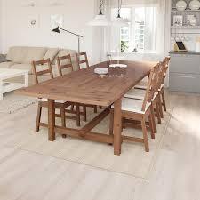 nordviken nordviken tisch und 6 stühle antikbeize antikbeize 210 289x105 cm