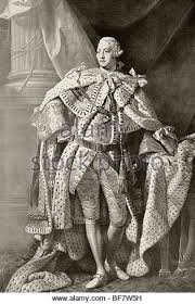 George III 1738 To 1820 William Frederick King Of Great Britain And Ireland