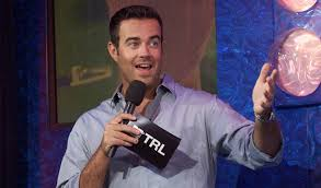 Willie Geist Carson Daly Halloween by Carson Daly Relives His Trl Past On Today Show U0027s Halloween Special
