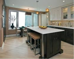 dark cabinets light floors kitchen amazing vinyl kitchen flooring