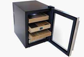 Cigar Humidor Cabinet Combo by Clevelander Thermoelectric Cigar Cooler Cabinet