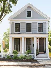Colonial Homes by Best 25 Colonial House Exteriors Ideas On Colonial