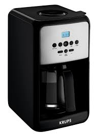 12 Cup Savoy Programmable Digital Stainless Steel Coffee Maker EC312050