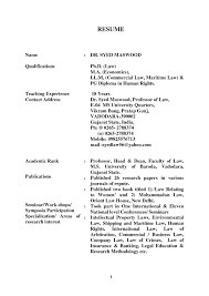Legal Resume Sample India Lovely Indian Lawyer Samples Corporate Attorney