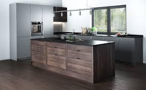 l küche mit insel style