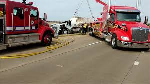 100 Truck Rollover DPS Identifies Victim In Fatal Semitruck Rollover In Plainview