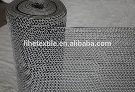 Color Mesh Pvc Mat Roll Anti slip Pvc S Mat In Rolls Buy Color