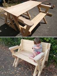 buildeazy projects folding picnic table diy