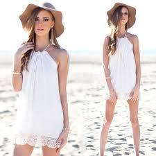 white beach dresses for women cocktail dresses 2016