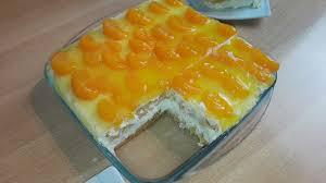 no bake mandarinen schmand torte mit kokos ohne backen in 10 minuten gemacht