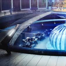 104 The Water Discus Underwater Hotel Planned For Dubai Archdaily