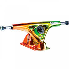 Bear Grizzly Gen 5 Truck Iridescent 1pcs - The Whole Europe's Skate ...