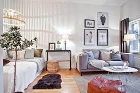 chambre et aménager une chambre dans un salon idées de séparations côté