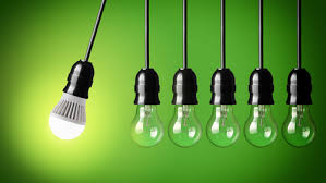why switch to led light bulbs green ignite
