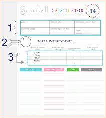 Rent Payment Excel Spreadsheet Beautiful 10 Snowball Debt