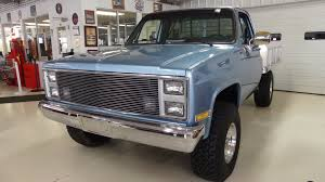 1985 Chevrolet Silverado K10 4X4 Stock # 324855 For Sale Near ... Chevrolet Silverado Reviews Specs Prices Photos And Videos Top Vintage Chevy Truck Pickup Searcy Ar Classic 1985 C10 For Sale 9311 Dyler 1977 Ck 10 Overview Cargurus Youtube Rocky Ridge Lifted Trucks Gentilini Woodbine Nj Chevy 4x4 Trucks With Rally Wheels Olyella1tons S10 Pictures Mods Upgrades Wallpaper 2 Door Real Muscle Exotic Daily Turismo 10k America K10 1500 4x4 Bob Fisher Dealer In Reading Pa New Used Cars