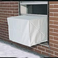 housse de protection pour climatiseur coupe froid et accessoires