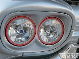 100 Chevy Truck Headlights 1958 Apache Pickup Hot Rod Network