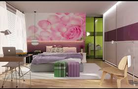 BedroomAwesome Young Womans Bedroom Decorating Ideas With White Bedding Sets Also Wall Mount Open