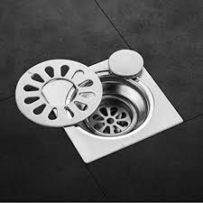 jyya abflüsse anti geruch edelstahl badezimmer dusche