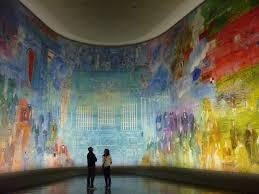 musee d modern de la ville de salle dufy el inicio de la electricidad photo de musée d