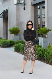 the leopard print skirt u2014 janna doan