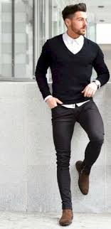 Awesome 36 Mens Fashion Casual Jeans Outfits Attirepin 2018