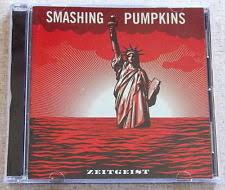 Smashing Pumpkins Zeitgeist Album Cover by The Smashing Pumpkins Album Import Cds Ebay