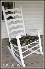 Cracker Barrel Rocking Chairs Amazon by Barrel Chaircker Pads Impressive Bedroom Fascinating White Finish