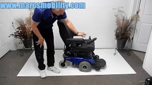 Jazzy Power Chairs Used by Pride Mobility Jazzy 1113 Ats Used Power Chair Youtube