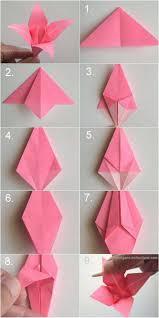Origami Diy Folded Paper Flowers Kusudama Theeasydiy Top Best Ideas On Folding Images Flower Decoration