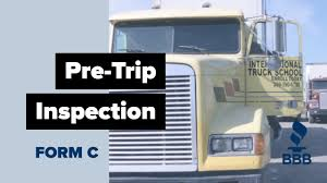 Pre-Trip Truck Inspection | Form C - YouTube Vehicle Inspection Poc Pod Form Personalised Duplicate Pads Spreadsheet Free Printable Gameshacksfr On Cube Van Truck Straight Delivery Cargo Pre Order Form Mplate Free Template Lovely Daily Vehicle Inspection Checklist Bojeremyeatonco Sheet Excel Divingthexperienceco Driver Report Limo Bus Compliance Drivers Please Make Sure Your Unrride Rear Impact Guards Generic Multipoint Forms As Well Damage Diagram How To Fill Out The Cdl Pretrip Pre Trip