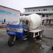 100 Ready Mix Truck High Performances Mounted Small Mini Cement Concrete