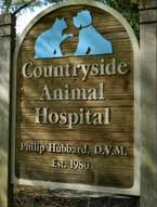 countryside animal hospital h sign png