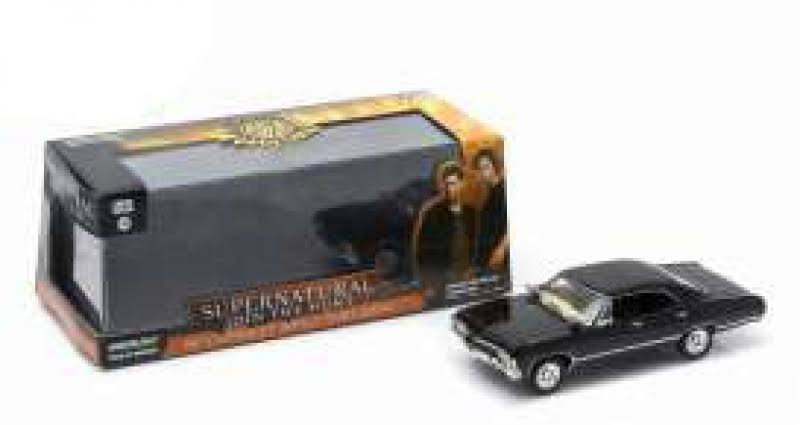 Greenlight Collectibles Chevrolet Impala Sport Sedan Model Car - 1/43 Scale