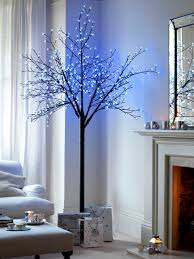 Small Fibre Optic Christmas Trees Uk by Fibre Optic 6ft Christmas Tree White Pencil Artificial Beautiful