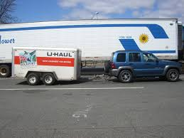 2003 Libby With U-Haul Trailer For Move - Jeep Liberty Forum ...