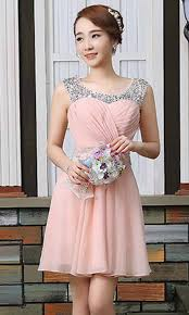 girly pink jeweled illusion short prom dresses uk ksp383 uk prom