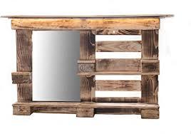 riconado palettenmöbel spiegelschrank aus europaletten