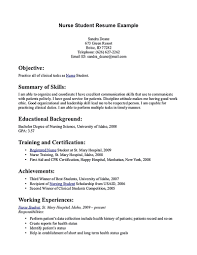 Nursing Student Resume Must Contains Relevant Skills ... Nursing Student Resume Template Examples 46 Standard 61 Jribescom 22 Nurse Sample Rumes Bswn6gg5 Primo Guide For New 30 Abillionhands Pre Samples Nurses 9 Resume Format For Nursing Job Payment Format Mplates Com Student Clinical Nurse Sample Best Of Experience Skills Practioner Unique Practical