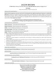 Certified Welding Inspector Resume To Examples