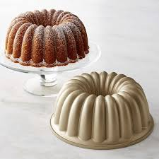 Nordic Ware Pumpkin Loaf Pan by Nordic Ware Party Bundt Cake Pan Williams Sonoma