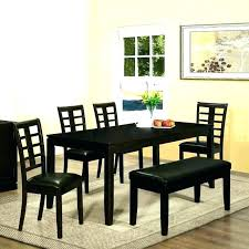 Bench Style Dining Room Tables Picnic Table Set Small Images