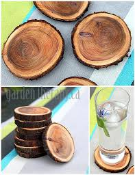 hometalk tree stump upcycles amy delineate your dwelling u0027s