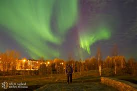 Life In Lapland How to Predict Northern Lights Forecast