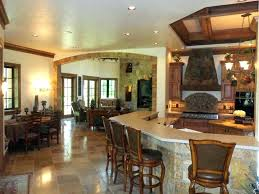 Kitchen Dining Room Combinations