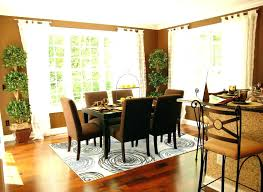 Rug Under Kitchen Table Round Rugs For Lovely