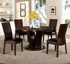 100 Oak Pedestal Table And Chairs With Modern